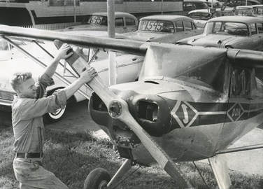 Peterson Airplane