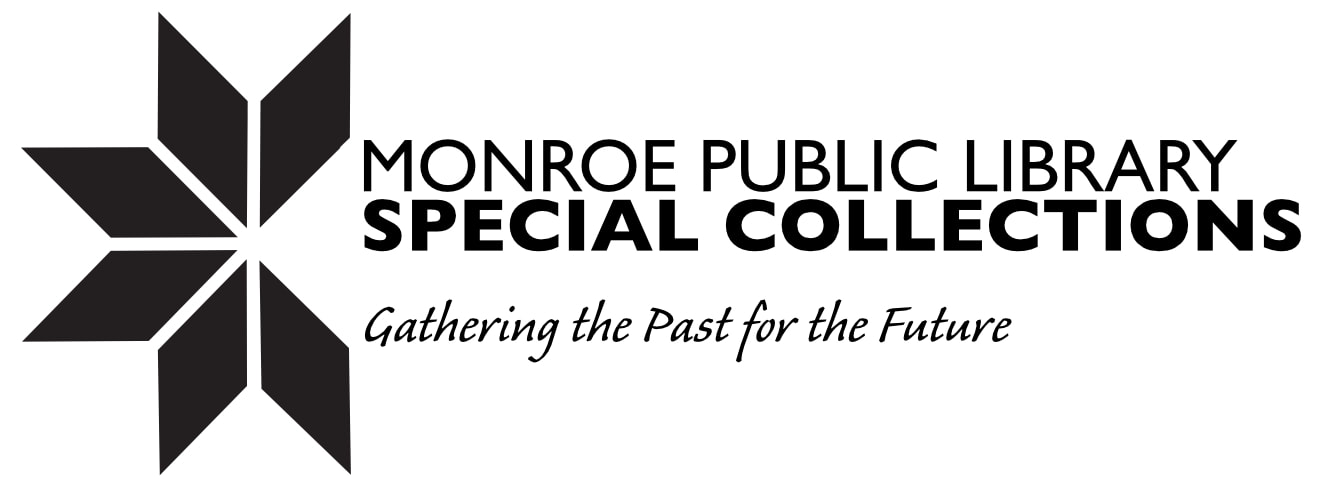 Monroe Public Library Special Collections Logo